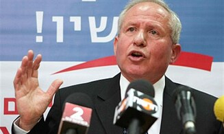 Dichter to Resign from Knesset, Replace Vilnai
