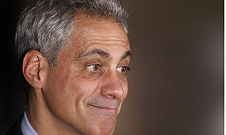 Emanuel Slams Netanyahu Over 'Support for Romney'