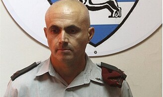 Rock Attacks are Terror, Says IDF Division Head