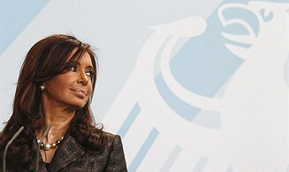 Argentine Pres. 'Stops Jew Becoming a Werewolf'