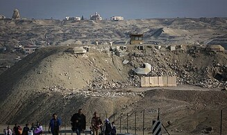 Israel begins construction on Jordan border fence