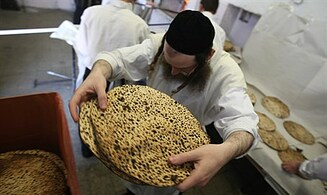 Israeli exports make Passover possible worldwide