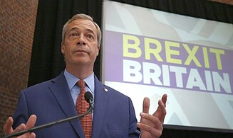Nigel Farage steps down after Brexit victory