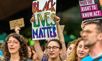 Black Lives Matter is bad news for the Jews