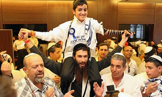 Jerusalem to hold 'sign language' bar/bat mitzvah celebration