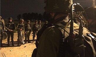 IDF soldier injured in rock attack near Bethlehem