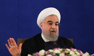 Rouhani: Saudi Arabia covering up its defeats