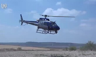 Fast and furious: The new police helicopters
