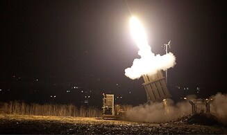 Miracle in Sderot: Gaza rocket shot down before hitting the city