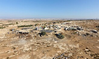 Supreme Court okays partial demolition of illegal Arab outpost