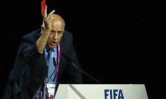 FIFA adopts PMW complaint against PA leader Rajoub