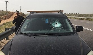 Despite coronavirus restrictions, stone-throwing attacks continue