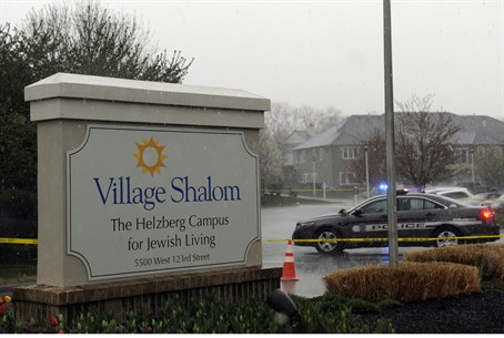 Village Shalom assisted living residence afte