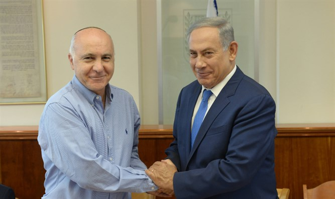 Cohen and Netanyahu