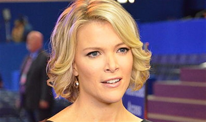 Fox News host Megyn Kelly