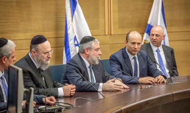 European rabbis in Knesset