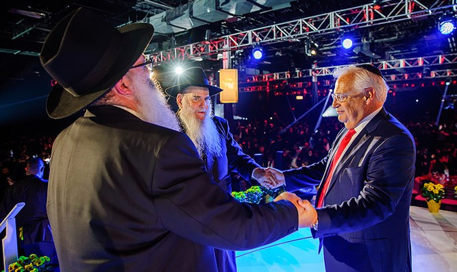 Ambassador Friedman at Chabad conference