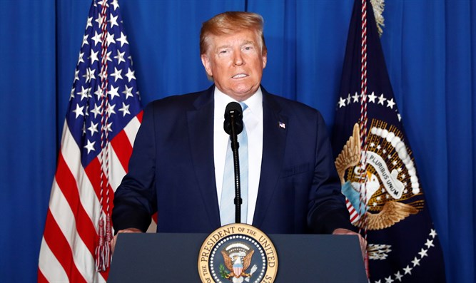 Trump delivers remarks following elimination of Qassem Soleimani