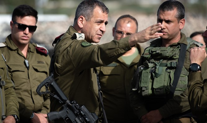 Watch: IDF Chief of Staff's message to Israel's soldiers