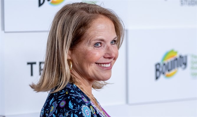 Katie Couric reveals that her mother was Jewish in new autobiography