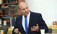Bennett: Willing to pay a personal political price