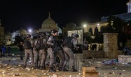 Police officers injured in continued Jerusalem riots