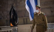 Live: Yom Hazikaron memorial ceremony at the Western Wall