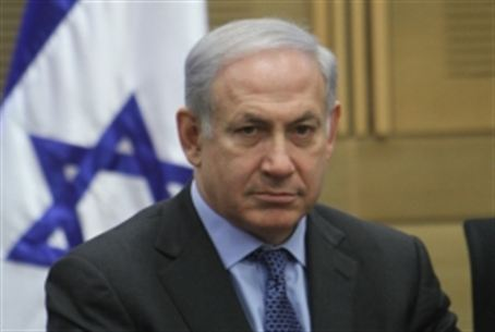 Netanyahu at Likud session, 17.1.11