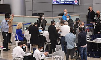55 arrivals from Mexico, India, refuse coronavirus test