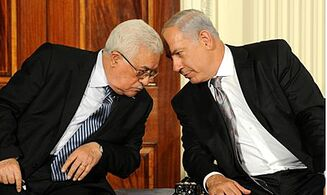 Abbas Denies Secret Talks With Netanyahu