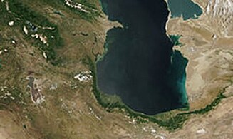 Iran Discovers New Gas Field in Caspian Sea