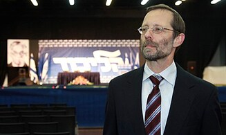 Feiglin Favors One Large Nationalist Bloc