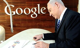 Netanyahu Visits Silicon Valley, Whatsapp Founder