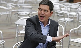 David Miliband Won't Run for Head of Labor Party
