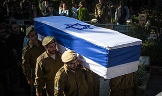 IDF stats: Fewer casualties in 2015