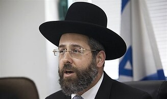 Chief Rabbi responds to Abbas' incitement