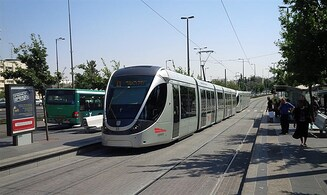 Jerusalem light railway to pass through Emek Refaim