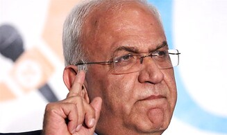 Erekat: No peace talks until US annuls J'lem recognition