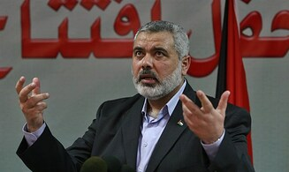 Hamas leader: Violence is our weapon