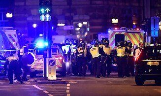'People in London are shaking with fear'