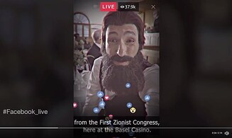 Watch: What would First Zionist Congress look like today?