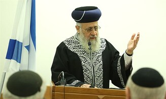 Chief Rabbi apologizes for comments regarding graduates of religious Zionist yeshivas