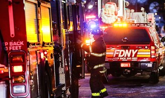 Bronx fire caused by three-year-old playing with stove