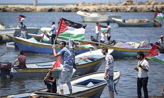 Thousands of Gazans to march towards Israel