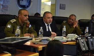 The IDF prepares for all out war