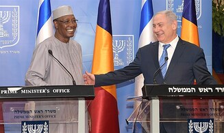 Netanyahu set for first-ever visit by Israel PM to Chad