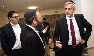 Eli Yishai expected to be placed 6th on united right-wing list
