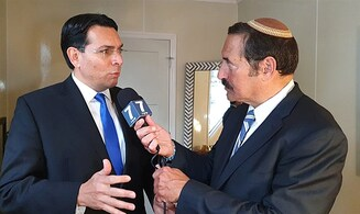 Danon: Giant pro-Israel events in NY - 'a miracle'