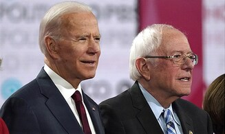Did Biden win or did Sanders lose?