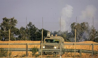 3 Gaza terrorists killed after throwing explosive at IDF soldiers